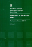Transport in the South West