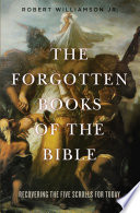 The Forgotten Books of the Bible