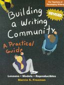 Building a Writing Community