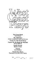 West Coast Plays