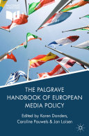 The Palgrave Handbook of European Media Policy Pdf/ePub eBook