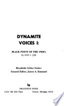 Dynamite Voices: Black poets of the 1960's