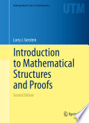 Introduction to Mathematical Structures and Proofs Book