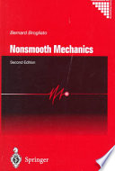 Nonsmooth Mechanics Book PDF