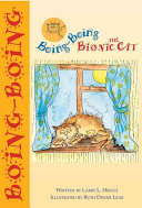 Boing Boing the Bionic Cat