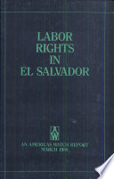 Labor Rights in El Salvador
