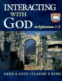 Interacting with God in Ephesians 1 3 Book PDF