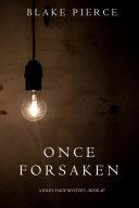 Once Forsaken (A Riley Paige Mystery—Book 7) Pdf/ePub eBook