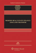 Modern Real Estate Finance and Land Transfer