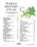 Hammond Historical Atlas of the World