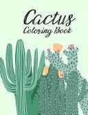 Cactus Love Adult Coloring Books