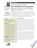 Forest Stewardship Series 5: Tree Growth and Competition