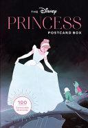 The Disney Princess Postcard
