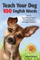 Teach Your Dog 100 English Words