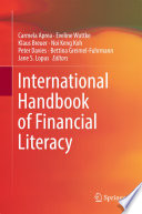 International Handbook of Financial Literacy