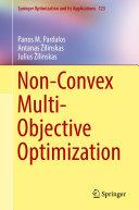 Non Convex Multi Objective Optimization