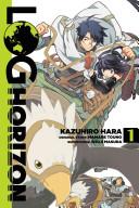 Log Horizon  Vol  1  manga