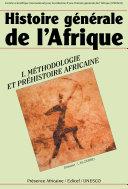 Histoire generale de l'Afrique