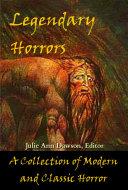 Legendary Horrors Pdf/ePub eBook