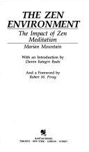 Pdf The Zen Environment