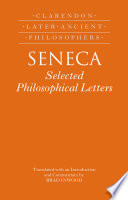 Seneca  Selected Philosophical Letters Book PDF