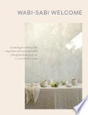 Wabi Sabi Welcome