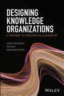 Designing Knowledge Organizations Pdf/ePub eBook