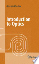 Introduction to Optics Book