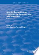 Aquatic Ecotoxicology Book