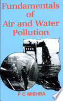 Fundamentals Of Air And Water Pollution Book PDF