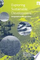 Exploring Sustainable Development
