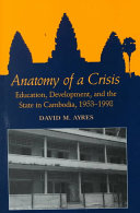 Anatomy of a Crisis