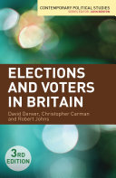 Elections and Voters in Britain