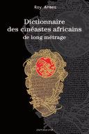 Pdf Dictionnaire des cinéastes africains de long métrage Telecharger