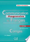 Communication progressive du français niveau intermédiaire A2/B1