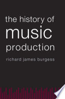 The History of Music Production Book PDF