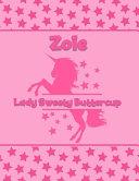 Pdf Zoie Lady Sweety Buttercup