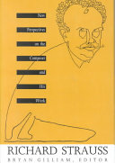 Richard Strauss Book PDF