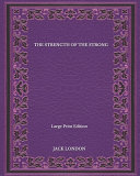 The Strength Of The Strong - Large Print Edition Pdf/ePub eBook