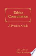 Ethics Consultation