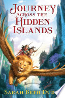 Journey Across the Hidden Islands Sarah Beth Durst Cover
