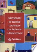 Experiencias de trabajo confederal con infancia y adolescencia