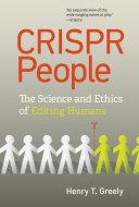 CRISPR People Pdf/ePub eBook