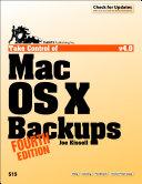 Take Control of Mac OS X Backups