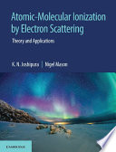 Atomic Molecular Ionization By Electron Scattering