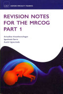 Revision Notes for the MRCOG