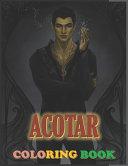 Acotar Coloring Book Book PDF