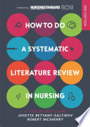 Ebook How To Do A Systematic Literature Review In Nursing A Step By Step Guide