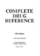 Complete Drug Reference, 1996