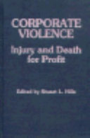 Corporate Violence